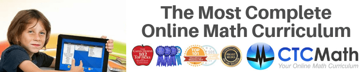 CTC Math - The Most Complete Online Math Curriculum for Homeschoolers