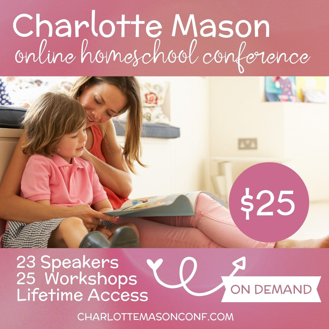 Charlotte Mason Online Conference On Demand