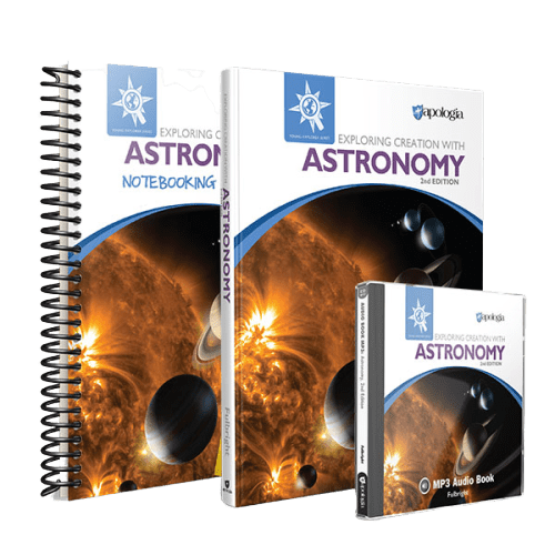 Apologia Astronomy Homeschool Curriculum Giveaway