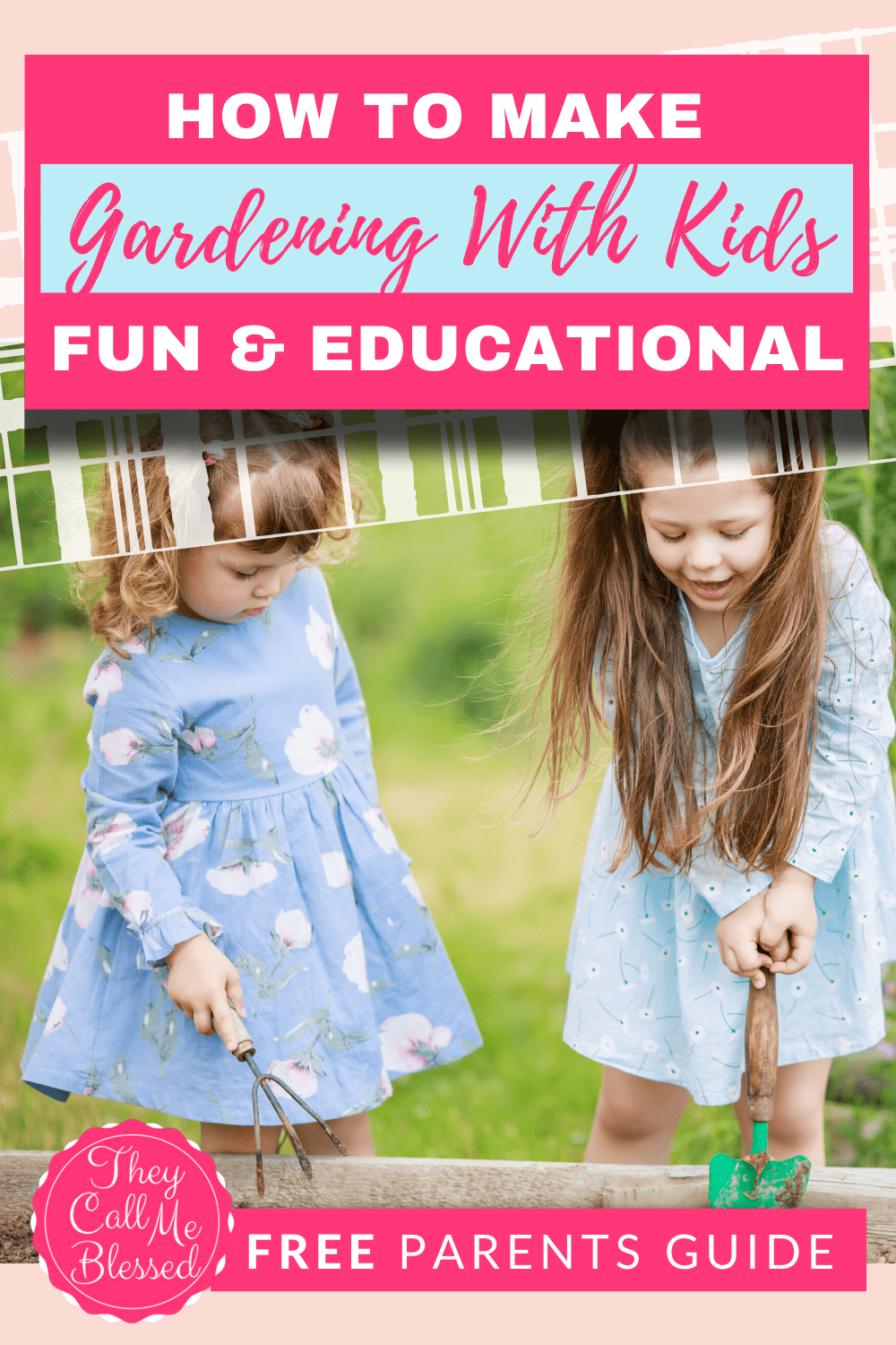 How to Make Gardening with Kids Fun & Educational