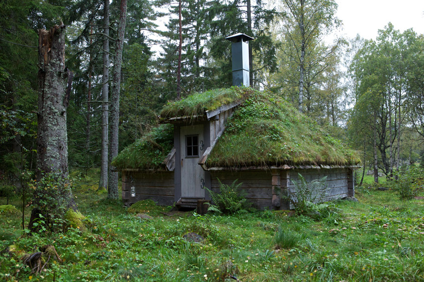 Beautiful Swedish Rustic Cottages Urnatur The Year Of Mud