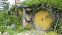 Hobbit House Pictures | The Hobbit Set Photos