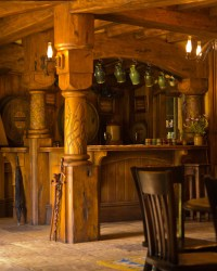 (More) Sweet Hobbit House Pictures | The Hobbit Movie
