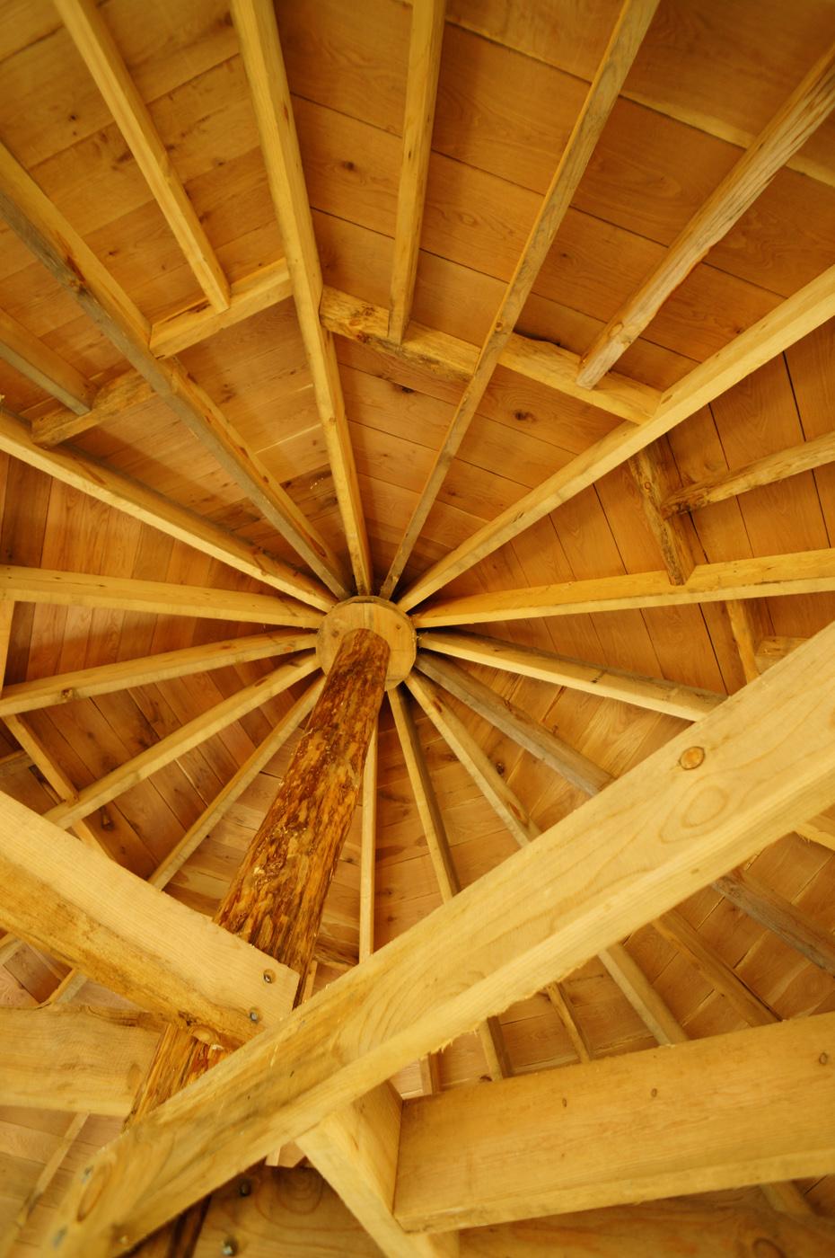 Sneak Peak Off Grid Straw Bale Cabin The Year Of Mud