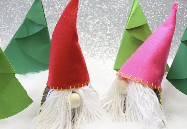 cute little christmas gnomes