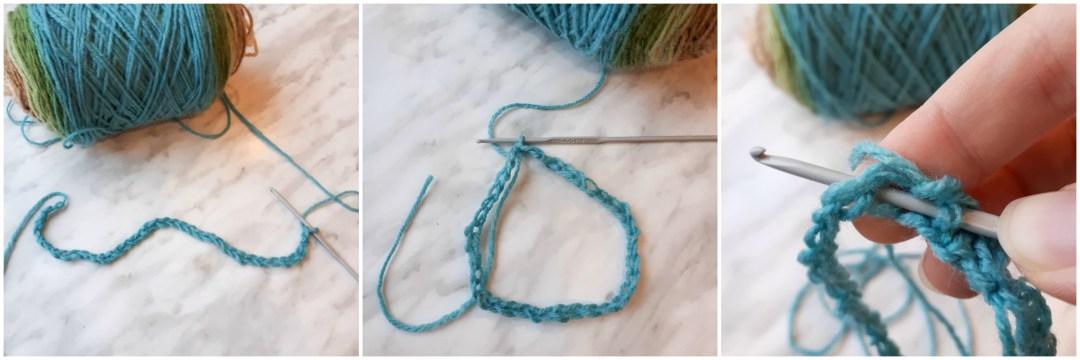 Crochet ankle warmers tutorial