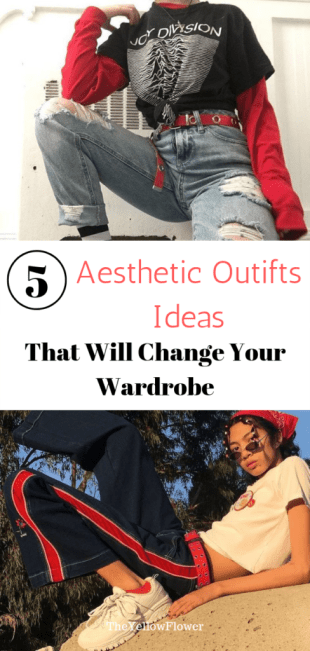 A Guide To Aesthetic Fashion Everything You Need To Know