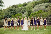 Non-Traditional Bridesmaids Dresses | The Yes Girls