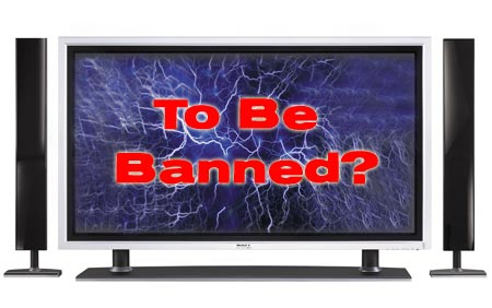 Image result for Banning television picture