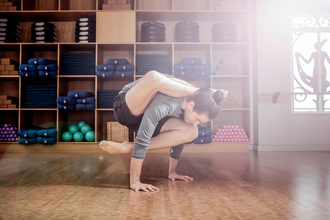 Adam Husler Yoga Boys of Yoga