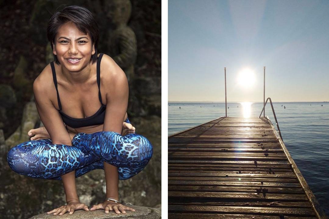 Ashtanga Yoga Summer Dien