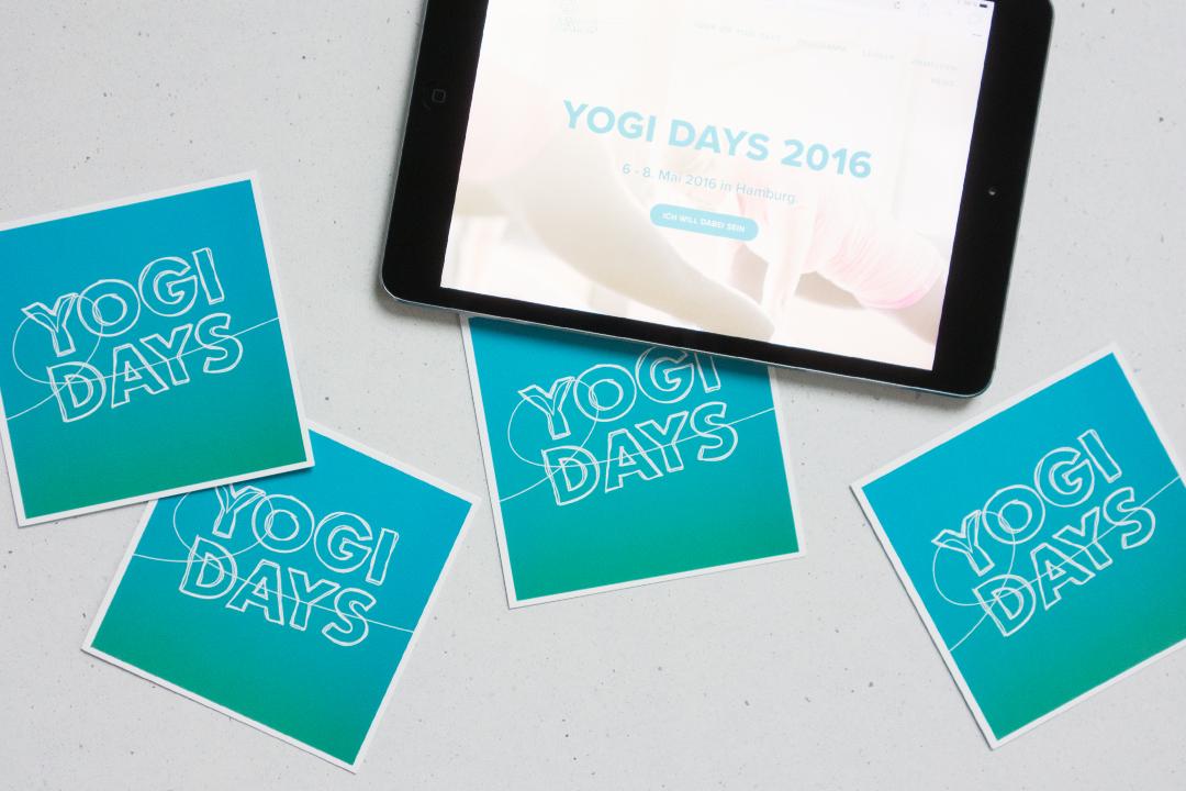 YOGIDAYS 2016 – Yoga Event mit Claudia Uhrig – Soulweekender