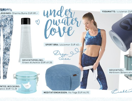"Yogi's Essentials ""Underwater Love"""