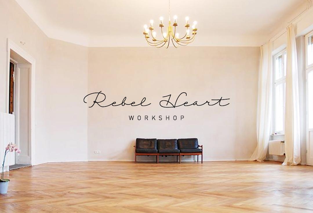 Rebel Heart Workshop Valerie Junger Marial Christina Gabriel Yoga Meditation Energiearbeit Herzensweg Stärkung Kräftigung Berlin