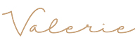 Signatur Valerie Unterschrift