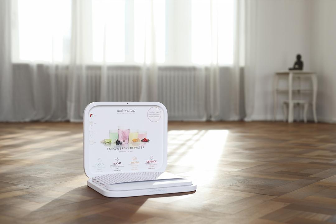 Waterdrop Getränk Mikrodrink Start up Österreich