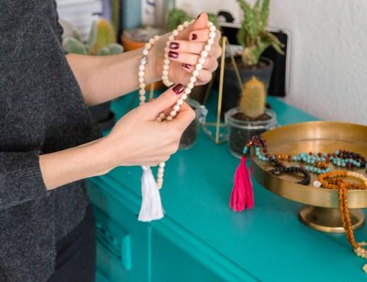 oh bali Malas Schmuck Gebetsketten Buddhismus 108 Perlen