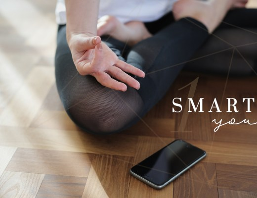 Smart You Tech Technologie Digitalisierung App Meditation Sitzen Üben Practice
