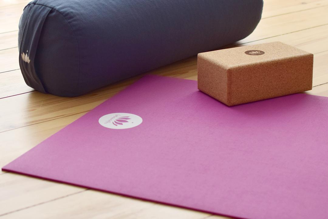 Lotuscraft Yogamatte im Test Label Brand Österreich Wien fair Bio Online-Shop Yoga-Zubehör