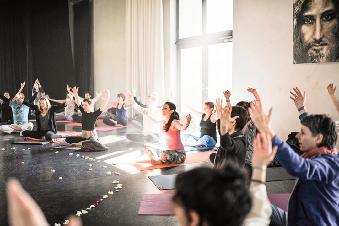 Agape Zoe Festival #11 Berlin Pankow Yoga Mediation Bodywork Healing Arts Meditation Soul Connection Workshops Mindfulness
