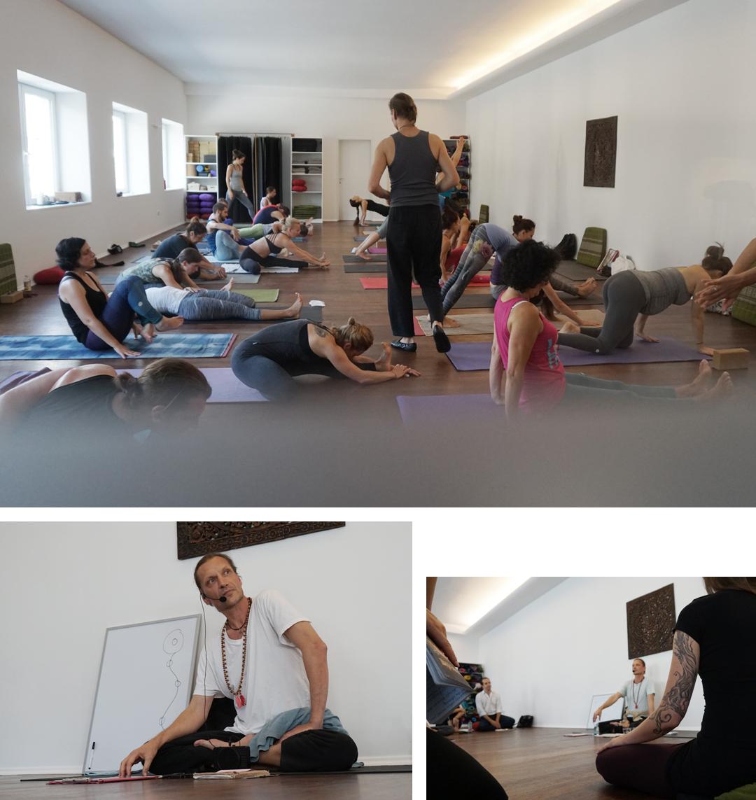 Gregor Maehle Workshop Wien Ashtanga Yoga Asana Intensive Yogamelange Guest Affair
