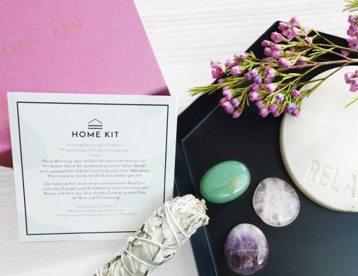 Soul Zen Home Kit Online-Shop Salbei Kristalle Heilsteine Räucherwerk Heim Klären Reinigen