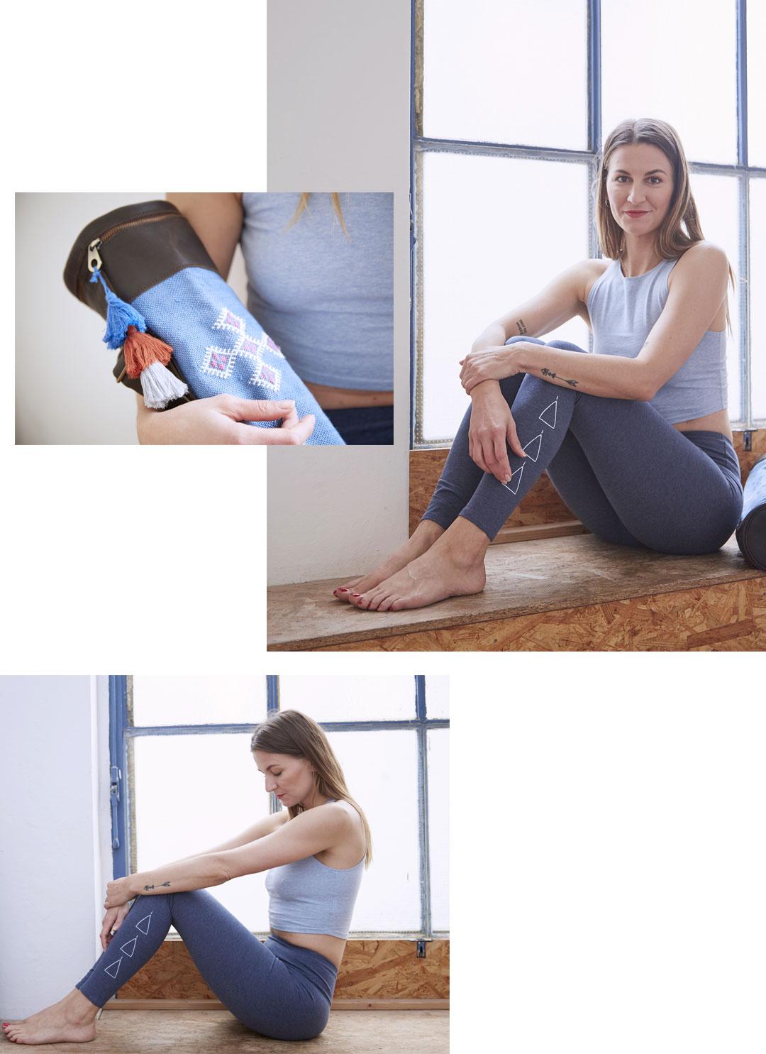Tassel Tales Label to watch Eco ökologisch recyclebar Nachhaltigkeit fair Modelabel Yoga Salzburg Österreich Fashion