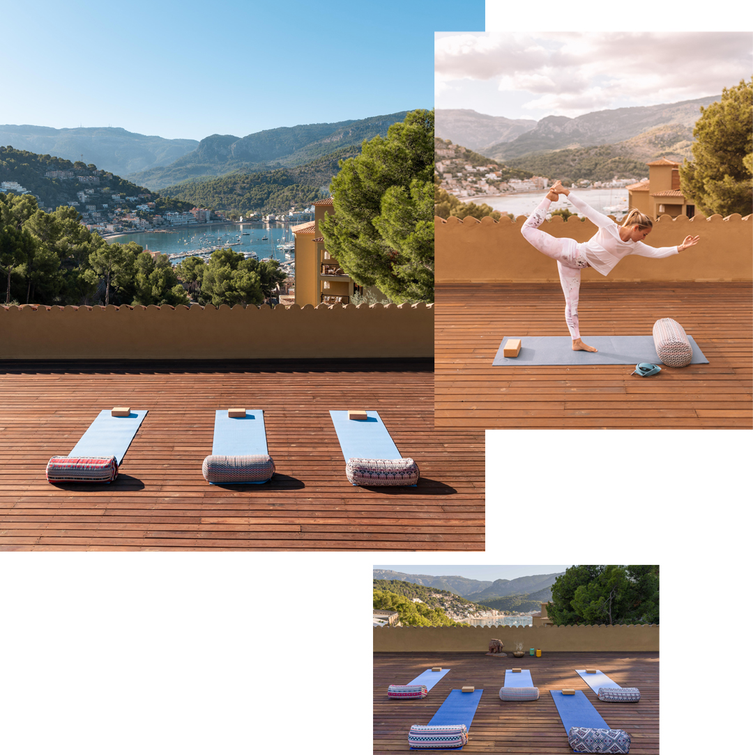 Bikini Island & Mountain Hotel Port de Sóller Mallorca Yoga Retreat Luxus exklusiv Reisen Travel Erholung