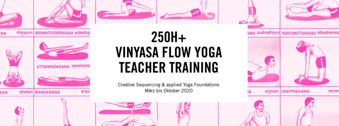 Pop Up Yoga Teacher Training Zürich