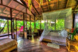 Luxury Casita upstairs bedroom