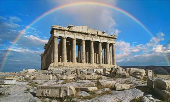 The Parthenon, Athens. Photo Credits: www.theguardian.com