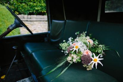 Yorkshire Dales Wedding Car Hire - Land Rover 10