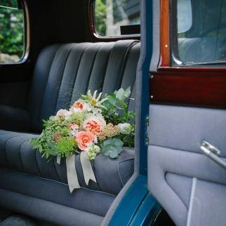 Yorkshire Dales Wedding Car Hire - Rolls Royce 05