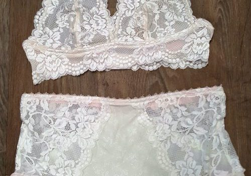 Simplicity 8228 Soft Cup Bra and Knickers Tutorial