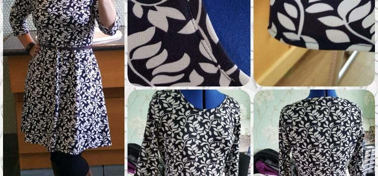 One Snuggly Autumn/Winter Dress –  DixieDIY Ballet Dress