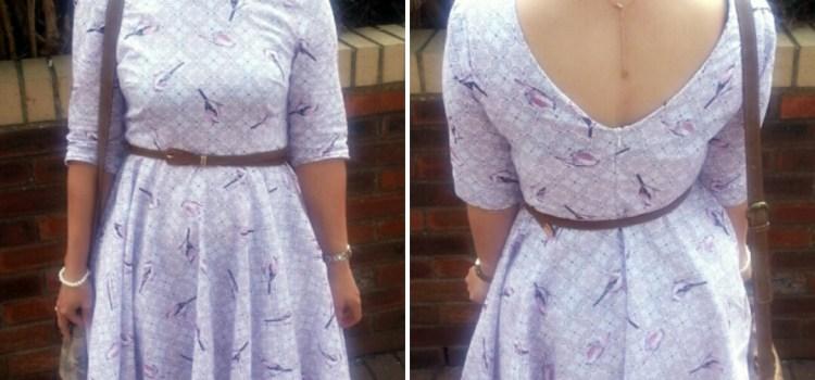 Simple Sew The Skater Dress Tutorial