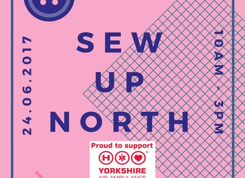 Sew up North….. It's tomorrow!!!