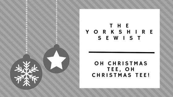 Oh Christmas Tee, Oh Christmas Tee!