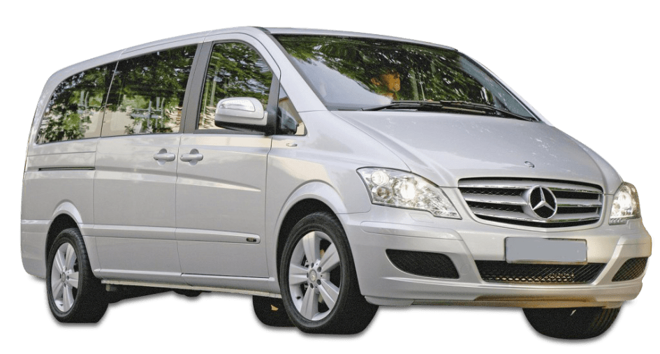 Mercedes Viano Wedding Car