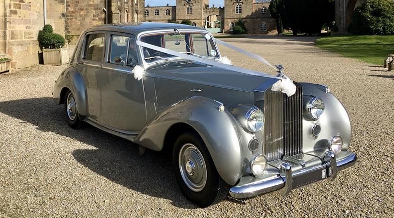 Rolls Royce - Silver Dawn - Silver