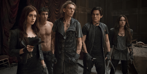 TMI City of Bones cast still