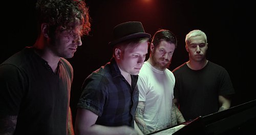 Fall out boy sheet music downloads at musicnotes. Com.