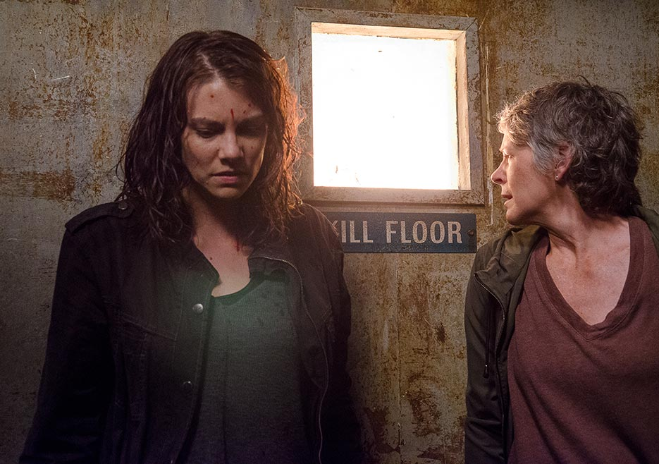 """TV Review: AMC's The Walking Dead (6x13), """"The Same Boat""""   The ..."""