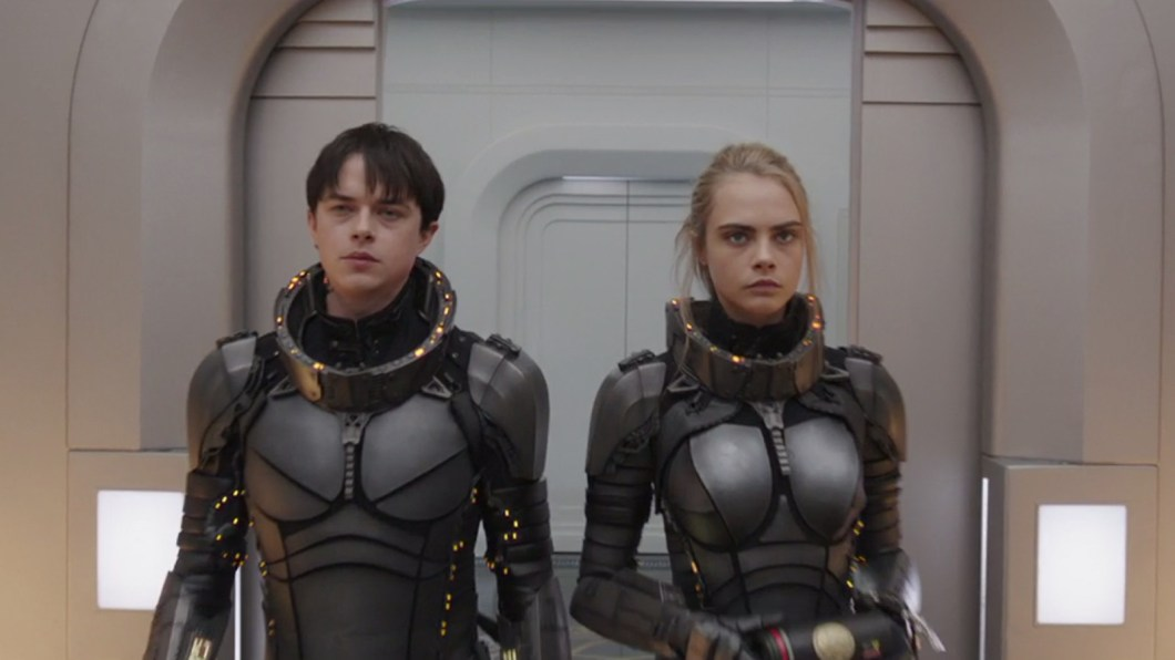 Image result for valerian the city of a thousand planets