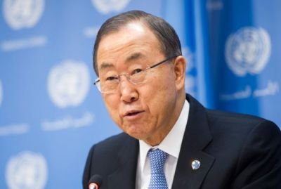 """""""Although individual decisions may seem small in the face of global threats and trends, when billions of people join forces in common purpose, we can make a tremendous difference."""" (UN Secretary-General Ban Ki-Moon)"""