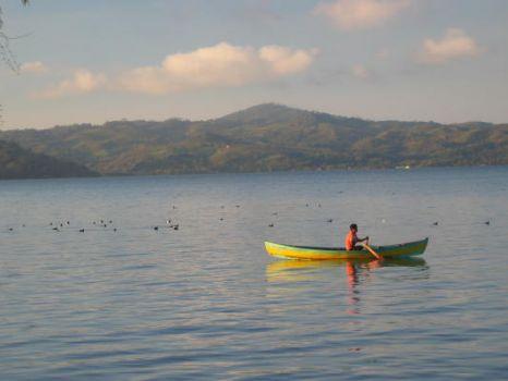 Catemaco Lake (Google)