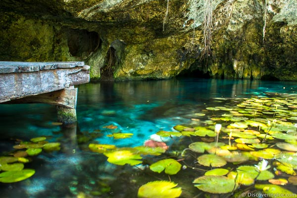 Dzitnup Cenote, Yucatan, Mexico (Photo: discoveringice.com)