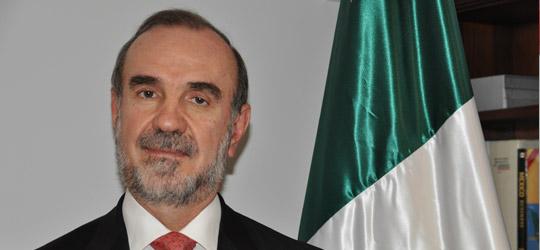 Carlos Manuel Sada, new Mexican ambassador to the U.S. (PHOTO: empresariosaem.com)