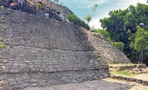 Ichkabal archaeological site in southern Quintana Roo. (PHOTO: eluniversal.com.mx)