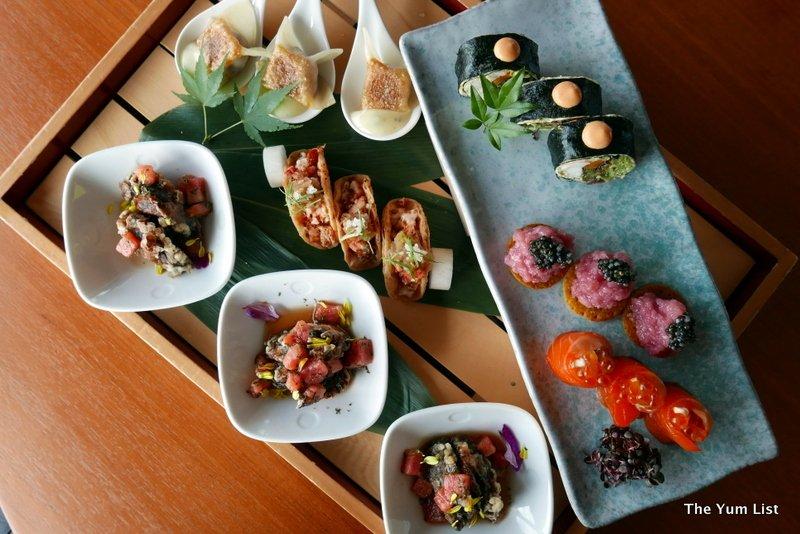 Nobu Kuala Lumpur's High Tea & Happy Hour - The Yum List